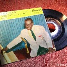 Vinyl records - Earl Grant. the end. fever. old man river. porunswick 1960. spain - 136743106