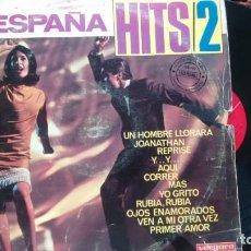 Discos de vinilo: LP (VINILO) ESPAÑA HITS-2 AÑOS 60( CATINOS-FLECOS-FRANCISCO HEREDERO-SIREX-LITA TOIRELLÓ...). Lote 136744778