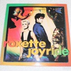 Discos de vinilo: ROXETTE. JOYRIDE - LP. EMI 1991 (CON ENCARTE) EDICION ESPAÑOLA. Lote 136750434
