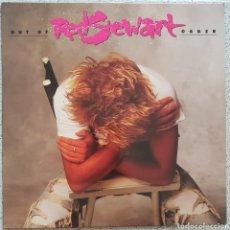 Discos de vinilo: LP ROD STEWART OUT OF ORDER. Lote 136750904