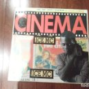Discos de vinilo: ICE MC-CINEMA.MAXI ESPAÑA. Lote 136755114