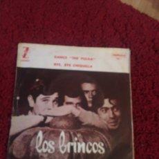 Discos de vinilo: VINILO BYE BYE CHIQUILLA DANCE THE PULGA. Lote 136755281