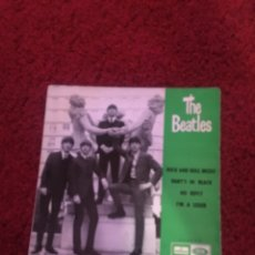 Discos de vinilo: VINILO THE BEATLES NO REPIY ROCK AND ROLL MUSIC. Lote 136755978