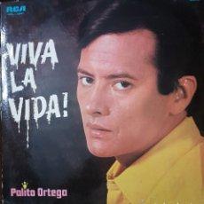 Discos de vinilo: PALITO ORTEGA LP SELLO RCA VICTOR EDITADO EN ARGENTINA. Lote 136756562