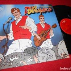Discos de vinilo: DUO DINAMICO CON ZAPATOS NUEVOS LP 1989 CBS EDICION ESPAÑOLA SPAIN. Lote 136757642