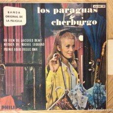 Discos de vinilo: LOS PARAGUAS DE CHERBURGO EP EDIC ESPAÑA PHILIPS BUENA CONSERVACION. Lote 136757854