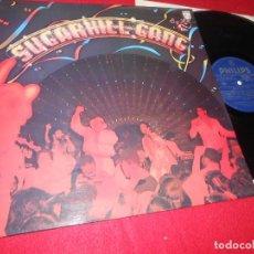 Discos de vinilo: SUGAR HILL GANG LP 1980 PHILIPS GATEFOLD EDICION ESPAÑOLA SPAIN. Lote 136760334
