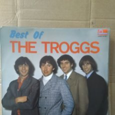 Discos de vinilo: LP BEST OF THE TROGGS. Lote 136762784