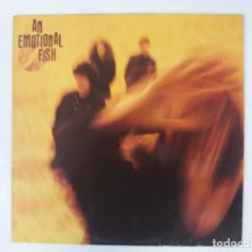 Discos de vinilo: AN EMOTIONAL FISH - LP VINILO. Lote 136771474