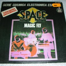 Discos de vinil: SPACE – MAGIC FLY / BALLAD FOR SPACE LOVERS - SINGLE. Lote 136777742