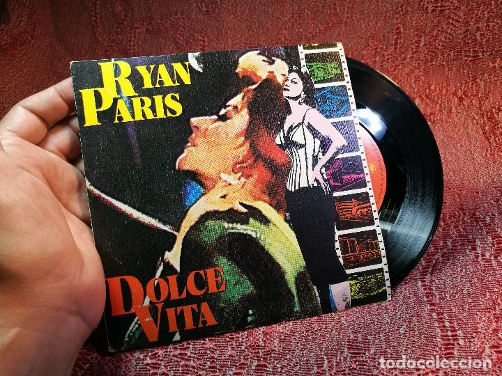 RYAN PARIS. - DOLCE VITA. MAXI-SINGLE. TDKDA46 (Música - Discos de Vinilo - EPs - Pop - Rock - New Wave Extranjero de los 80)
