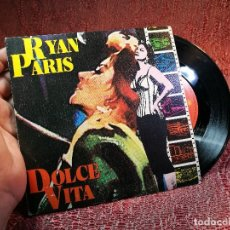 Discos de vinilo: RYAN PARIS. - DOLCE VITA. MAXI-SINGLE. TDKDA46. Lote 136805842