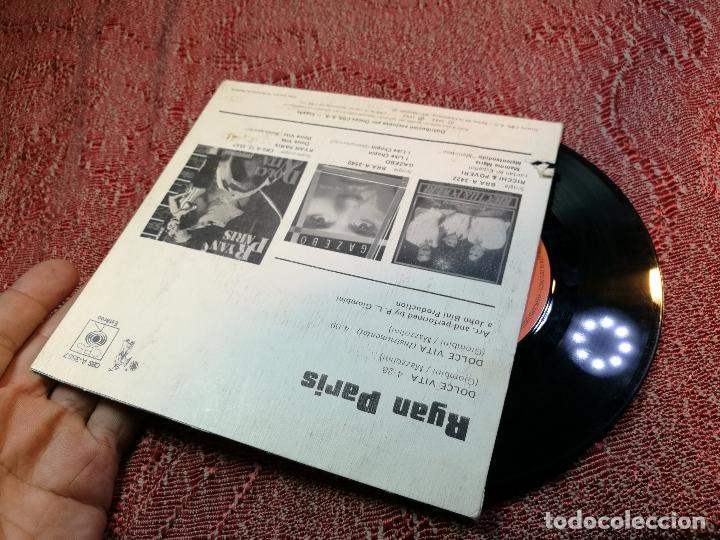 Discos de vinilo: RYAN PARIS. - DOLCE VITA. MAXI-SINGLE. TDKDA46 - Foto 2 - 136805842