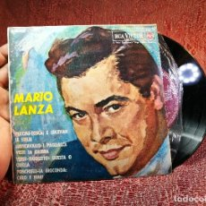 Discos de vinilo: MARIO LANZA PUCCINI TOSCA/VERDI RIGOLETTO/LEONCAVALLO/PONCHIELLI GIOCONDA 7 EP1964 RCA VICTOR ESPAÑA. Lote 136808854