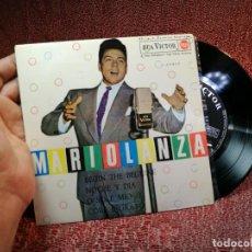 Discos de vinilo: MARIO LANZA - BEGUIN THE BEGUINE / NOCHE Y DIA / O SOLE MIO / CORE INGRATO - RCA-VICTOR - 1962. Lote 136809058