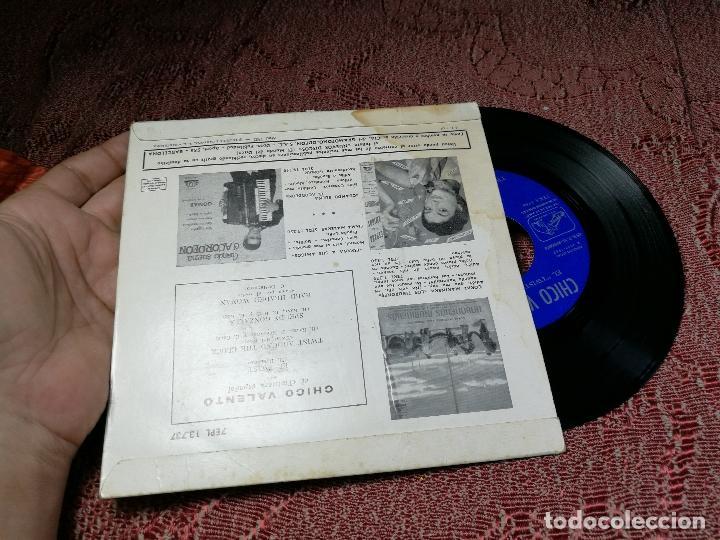 Discos de vinilo: CHICO VALENTO – EL TWIST (H. BALLARD) – EP ORIGINAL SPAIN 1962 – 7EPL 13737 - Foto 3 - 136810766