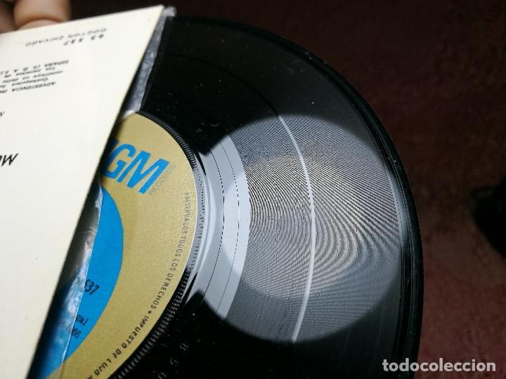 Discos de vinilo: MAURICE JARRE - BANDA ORIGINAL DE LA PELICULA DOCTOR ZHIVAGO - TEMA DE LARA MGM 1966 - Foto 4 - 136813606