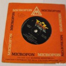 Discos de vinilo: LOTE SINGLE CONEXION NUMERO CINCO YO PRETENDO SELLO VIK 1967 ED ARGENTINA. Lote 136816138