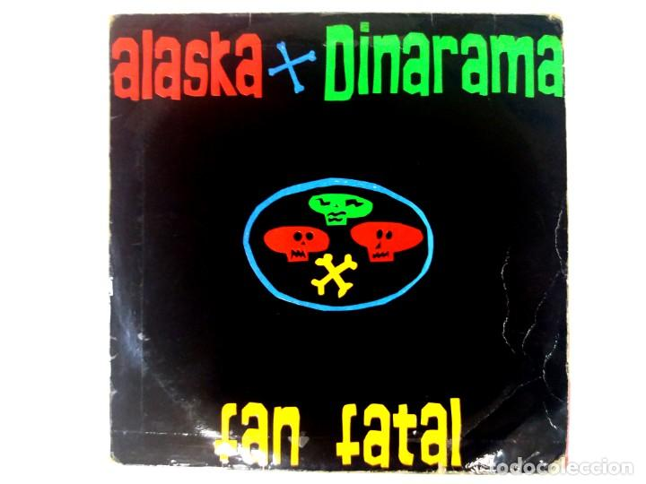 alaska y dinarama fan fatal