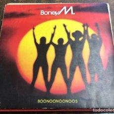 Discos de vinilo: DISCO DE BONEY M. Lote 136819118