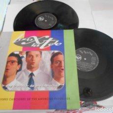 Discos de vinilo: LOCO X LA TELE-LP DOBLE LAS MEJORES CANCIONES DE TUS ANUNCIOS FAVORITOS. Lote 136845278