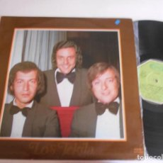 Discos de vinilo: LOS TEKILA-LP CANCIONES DE SIEMPRE. Lote 136852226
