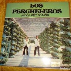 Discos de vinilo: LOS PERCHELEROS. NUEVOS AIRES DE RUMBA. COLABORA MANOLO GAS. ACID RUMBA. RCA, 1976. IMPECABLE(#). Lote 136854214