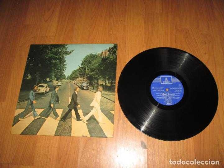 Usado, THE BEATLES - ABBEY ROAD - SPAIN - EMI ODEON - REF 1J 062-04.243 - EDICION 1969 - T - segunda mano