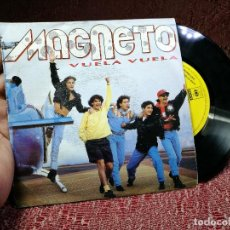 Discos de vinilo: MAGNETO VUELA VUELA SINGLE UNA CARA 1992 CBS PROMO. Lote 136911098