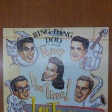 Discos de vinilo: LOS TORNADOS – NOW'S THE TIME! LA ROSA RECORDS ?– 70.0061. VINYL, 7, SINGLE, SPAIN ROCKABILLY.. Lote 136930102