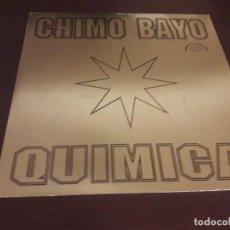 Discos de vinilo: VINILO. DISCO. CHIMO BAYO. QUÍMICA. Lote 136936450