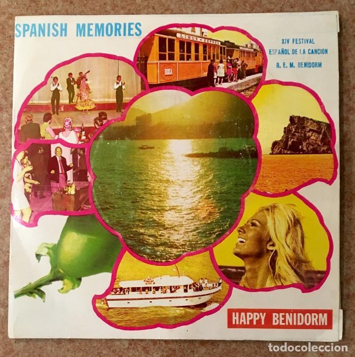 SPANISH MEMORIES - 1972, RARÍSIMO SINGLE (Música - Discos - Singles Vinilo - Grupos Españoles de los 70 y 80)