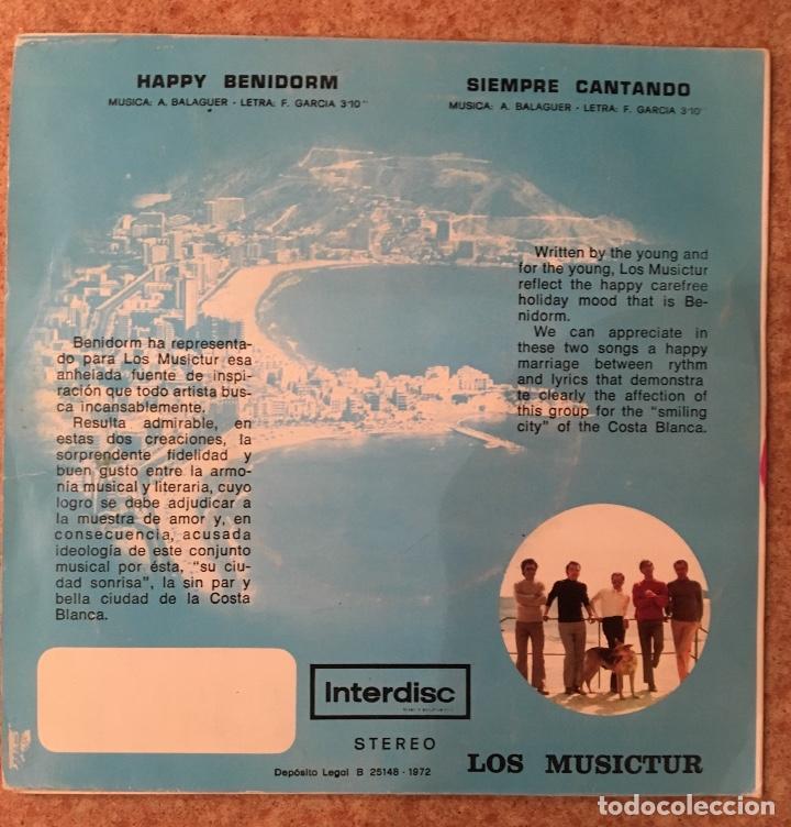 Discos de vinilo: Spanish Memories - 1972, rarísimo single - Foto 2 - 136937306