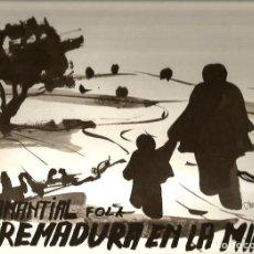 Discos de vinilo: LP GRUPO MANANTIAL FOLK : EXTREMADURA EN LA MIRADA. Lote 136976166