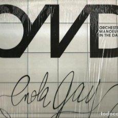 Discos de vinilo: MAXI OMD ORQUESTRAL MANOEUVRES IN THE DARK : ENOLA GAY ( MIXED DAVID GUETTA & J. GARRAUD ). Lote 136981234