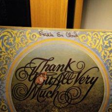 Discos de vinilo: ENDLE ST CLOUD. THANK YOU. US ACID PSYCHEDELIA LP. Lote 137062666