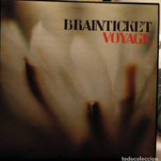 Discos de vinilo: BRAINTICKET . VOYAGE LP KRAUTROCK EXPERIMENTAL. Lote 137077422