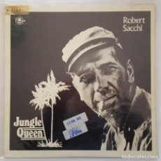 Discos de vinilo: MAXI / ROBERT SACCHI / JUNGLE QUEEN / CARNABY MS-1001 / 1982 / PROMO. Lote 137112866