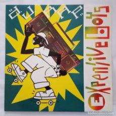 Discos de vinilo: MAXI / EXPENSIVE BOYS / D.J. RAP / INDALO MUSIC INDX-113 / 1987. Lote 137119614