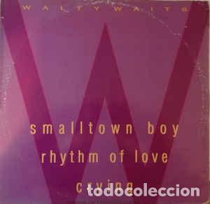 WALTY WAITS - RHYTHM OF LOVE - CRYING - 12 SINGLE - AÑO 1992 segunda mano