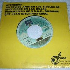 Discos de vinilo: SMOKIE – LIVING NEXT DOOR TO ALICE / RUN TO YOU - SINGLE. Lote 137124274