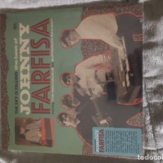 Discos de vinilo: JOHNNY FARFISA THE SKY IS FALLING THE BEST OF JOHNNY FARFISA MUNSTER RECORDS. Lote 137128778