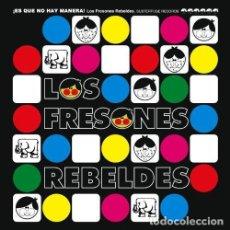 Discos de vinilo: LP LOS FRESONES REBELDES ES QUE NO HAY MANERA VINILO INDIE POP SPAIN. Lote 137130338