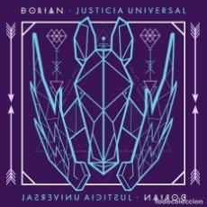 Discos de vinilo: LP DORIAN JUSTICIA UNIVERSAL VINILO INDIE POP SPAIN. Lote 137130598