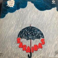 Discos de vinilo: ANTIGUO LP SARAIBAS UNHA TERRA UN POBO UNHA FALA . Lote 137134834