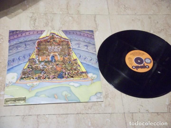 VAINICA DOBLE-!!ORIGINAL!! SAME LP 1ST SPAIN PRESS OPALO- OPL-1/LP 1971 MEGA MONSTER / EX / EX / segunda mano