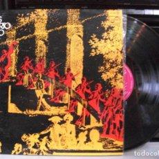 Discos de vinilo: NEW TROLLS CONCERTO GROSSO Nº 2 LP SPAIN 1977 PDELUXE. Lote 137157782
