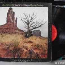Discos de vinilo: NEW RIDERS OF THE PURPLE SAGE GYPSY COWBOY LP USA 1972 PDELUXE. Lote 137158062