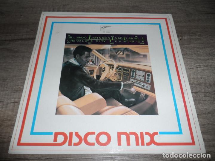 Discos de vinilo: Orlando Johnson & Trance – Chocolate City (Remixed Scratch Version) - Foto 2 - 137183382