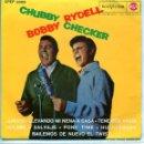 Discos de vinilo: CHUBBY CHECKER - BOBBY RYDELL / JUNTOS + 3 (EP 1963). Lote 137184038